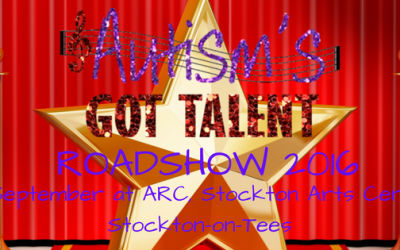 Autism's got Talent Roadshow' heads to Stockton-on-Tees