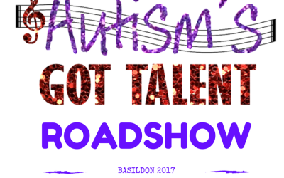 Autism's Got Talent Roadshow details!