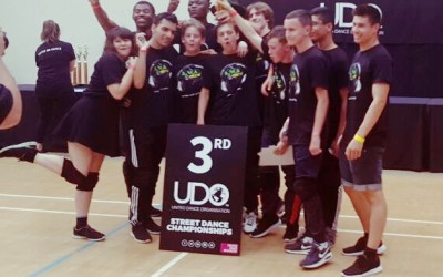 Autism with Attitude dance team qualify for the European championships in Germany!