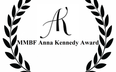 Drumroll!!! Winner and runner up of the MMBF Anna Kennedy Award