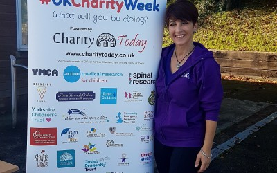 #UKCharityWeek – What will you be doing?