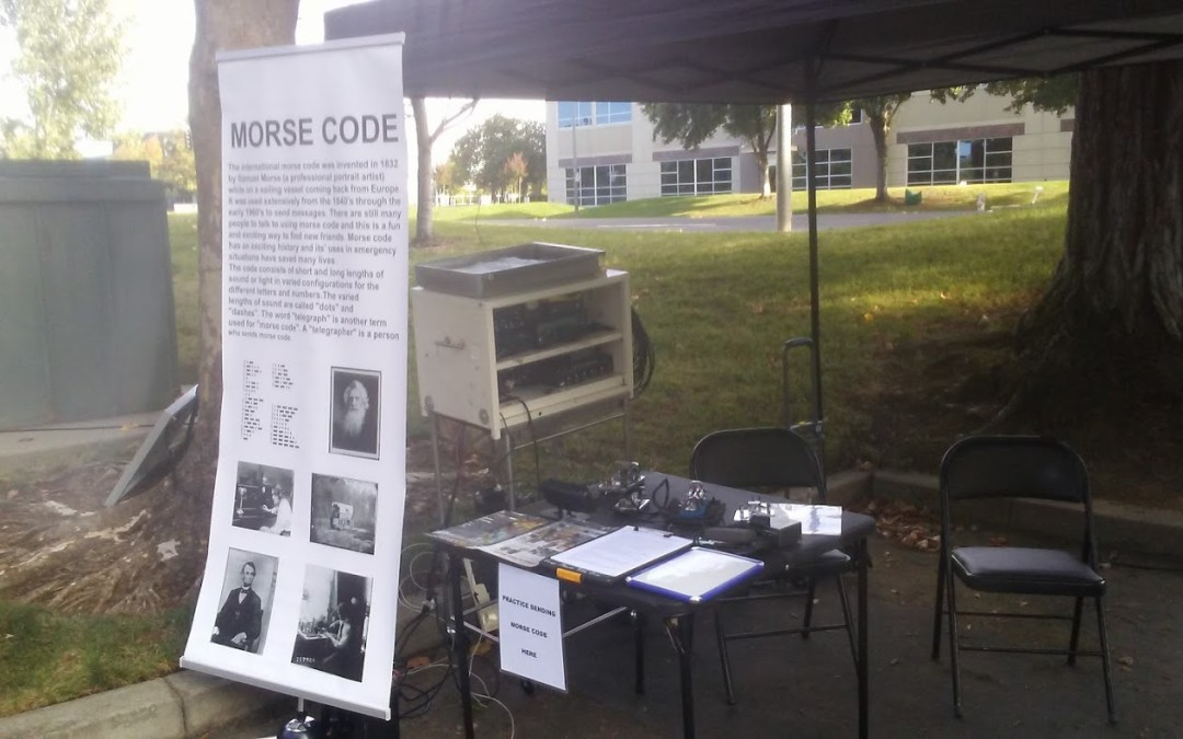 Morse Code – Duane Wyatts ATOU School Workshop Presentation