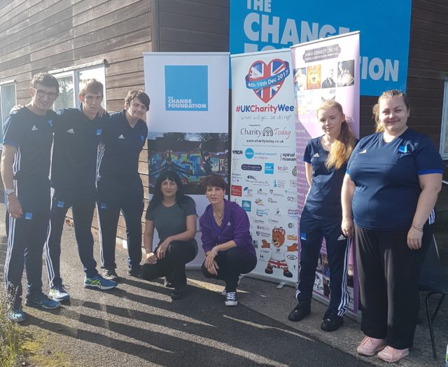 Anna Kennedy Online and The Change Foundation Collaborate for Disability Sports Fun Day