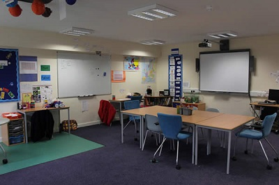 Autism friendly classrooms – secondary school edition