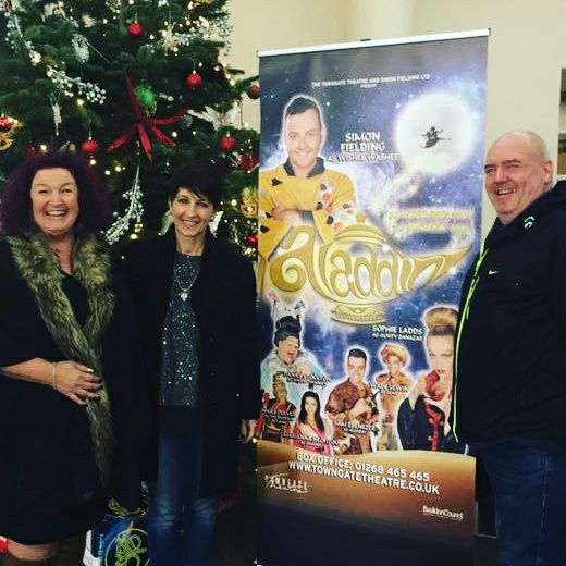 Ticket giveaway – Aladdin on 19th December at 5.30pm