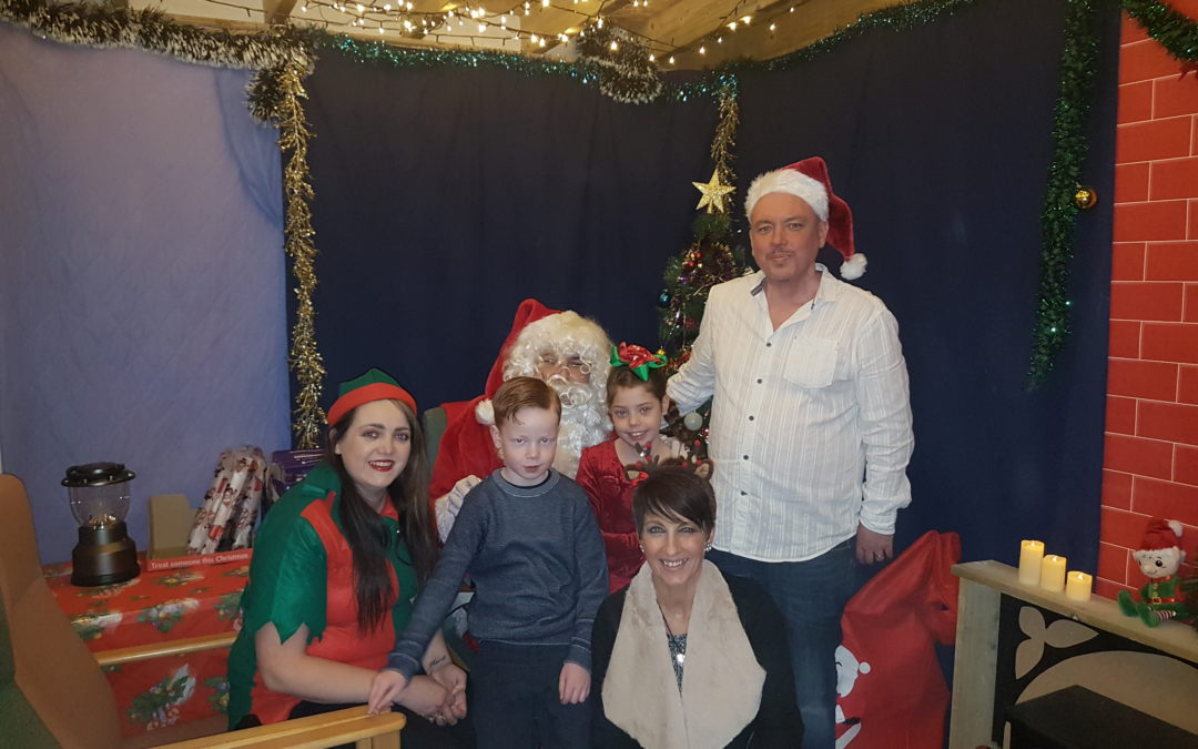 Santa's Grotto and Christmas Market – Charity success!