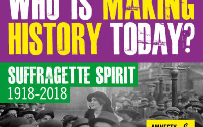 VIDEO: Celebrating the suffragette spirit: City women to be honoured in Amnesty International campaign, supported by the Worcester News