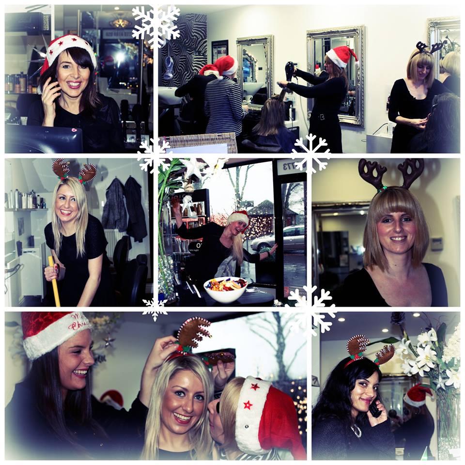 christmas-at-jam-hair-salon-croydon