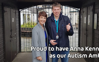 Options Autism are proud to be supporting Anna Kennedy's Charity Events