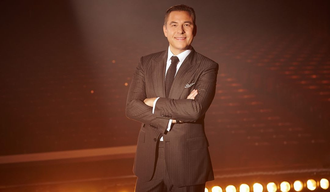 A video message from David Walliams BGT about AGT!