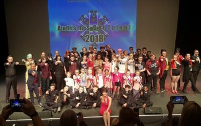 Autism's Got Talent performers leave audience in tears