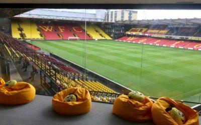 Sensory Room at Watford FC