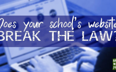 Does your school's website break the law? – Special Needs Jungle