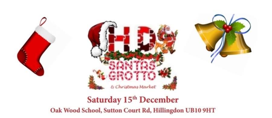 Santa's Grotto & Christmas Market event – 15th December 2018