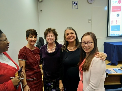 Anna Kennedy invited to Southbank University as keynote speaker to raise autism awareness