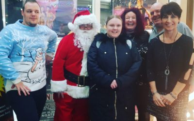 Basildon's Towngate theatre had a successful relaxed charity pantomime performance