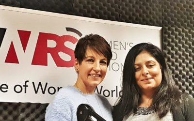 Anna Kennedy's first live show 'All things Autism' on Women's Radio Station – with Tally